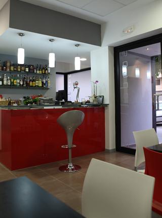 Sondelluna Restaurant Show - Cafetería